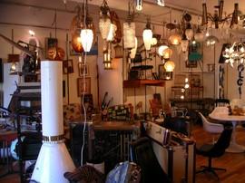 目黒通り,家具屋,JUNKS,アメリカン,ビンテージ,照明